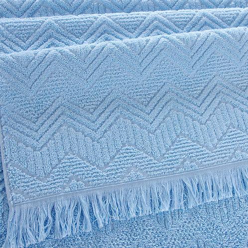 Полотенце Бавария светло-голубой