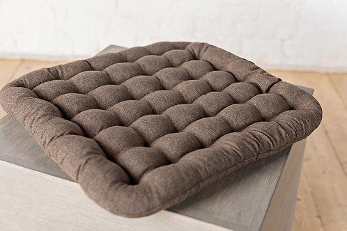 Подушка БИО коричневая