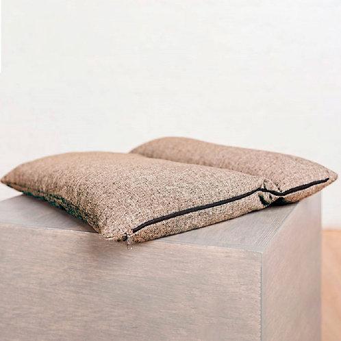 Подушка трансформер коричневая