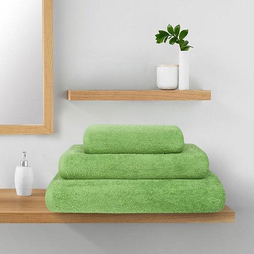 Полотенце махровое Пикантный зеленый