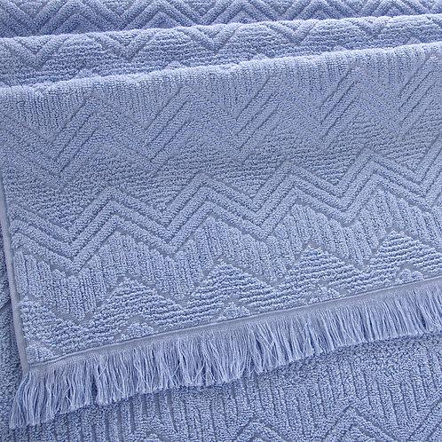 Полотенце Бавария голубой