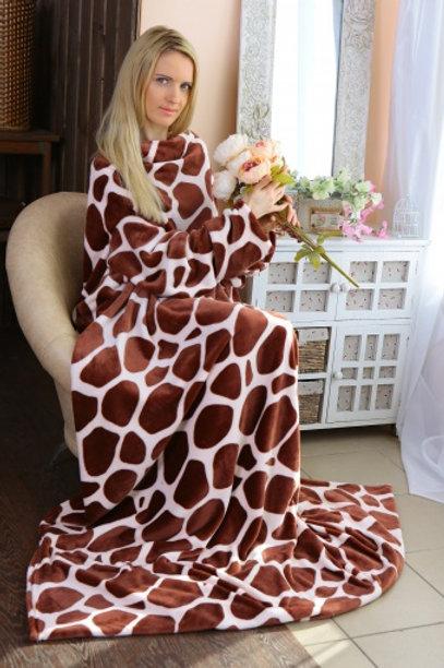 Жираф капучино