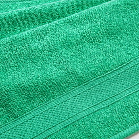 Полотенце махровое Зеленый