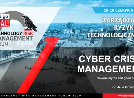 Cyber crisis management: mythen en good practices