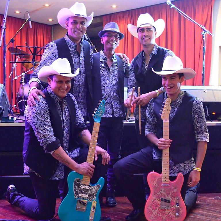 HONKYTONK ROCKERS at EDDIES BANDROOM