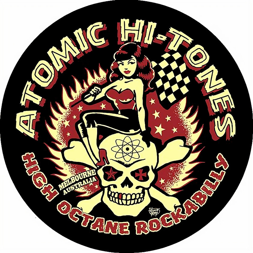 ROCKN' SUNDAYS WITH ATOMIC HI-TONES
