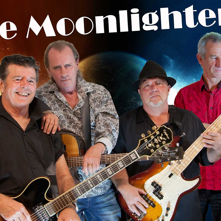THE MOONLIGHTERS at THE WHITEHORSE CLUB