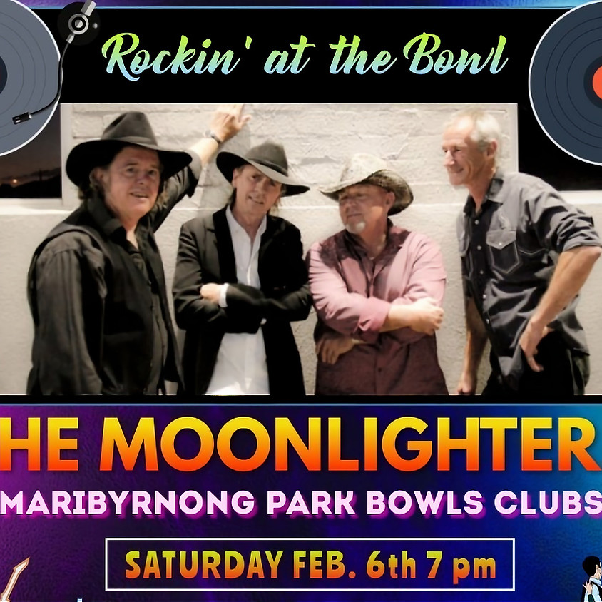 ROCKN' AT THE BOWL WITH THE MOONLIGHTERS