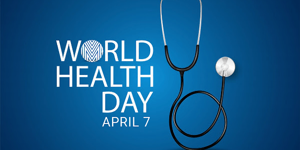 World Health Day April 7