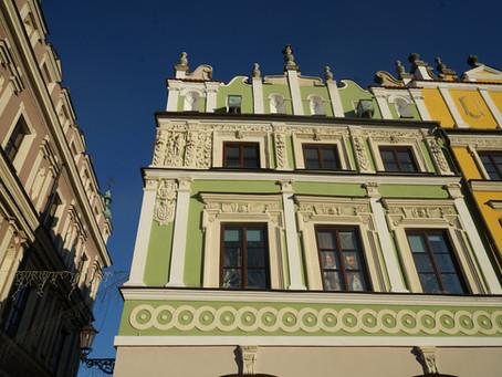 Zamość - The Polish Architectural Renaissance Pearl