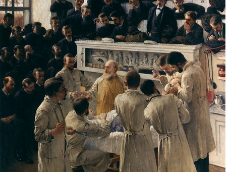 American Doctors and German Universities in the 19th Century