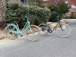 vélo ville homme/femme