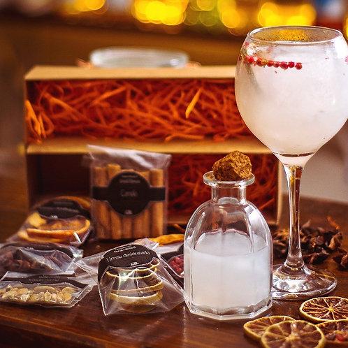 Kit presente Gin Tônica Perolizado Fuel
