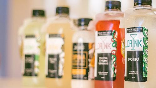 Combo Happy Hour com 20 garrafas Fuel (rende até 40 drinks)