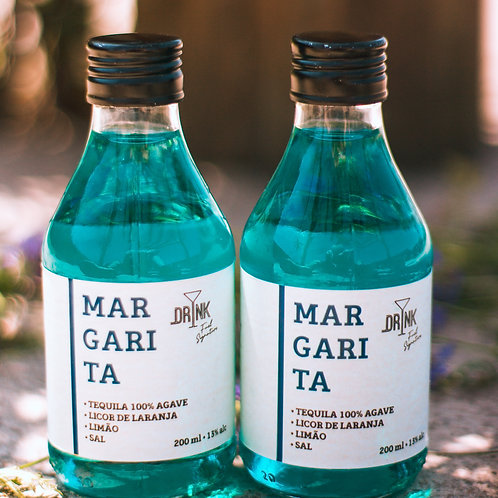 Margarita 200ml - Drink Fuel Signature