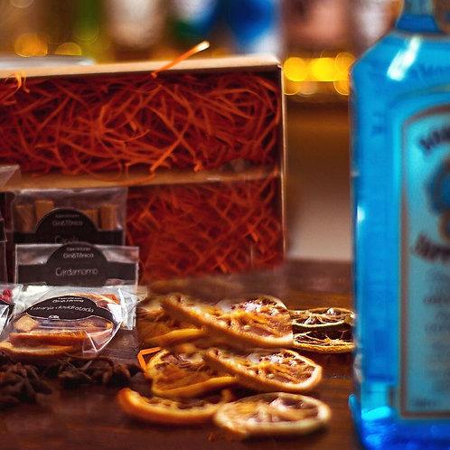 Kit Gin & Tônica SUPREME + 3 Kits Especiarias