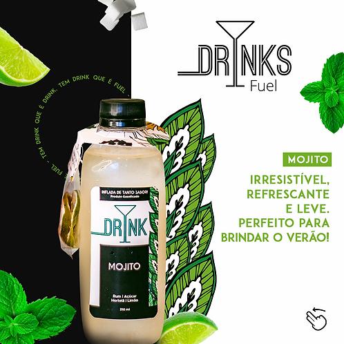 Drink Mojito 310ml - Rende 2 drinks
