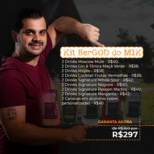 Kit BerGOD do m1k