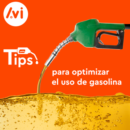 5 Tips para optimizar el uso de gasolina