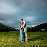 Andrew & Landia's Wedding, Somerset Gift
