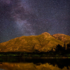 Landscape Photography: Stars, Mountains & Dam