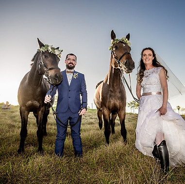 Shaun & Carien Getting Married in Style