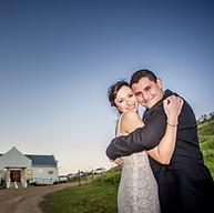 Stegmann & Tania's full-moon wedding