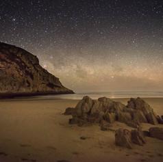 Nature's Valley Night Sky Photo