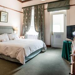 Hospitality Photography: Eendracht Hotel Stellenbosch