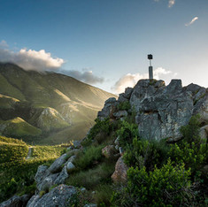 Nature Photography: Langeberg Landscape