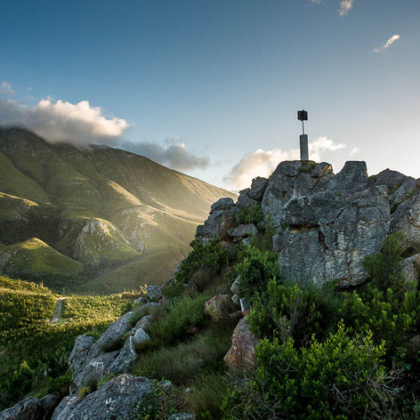 Langeberg Beacon - Overberg Landscapes