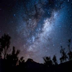 Milky Way Photo - Swellendam