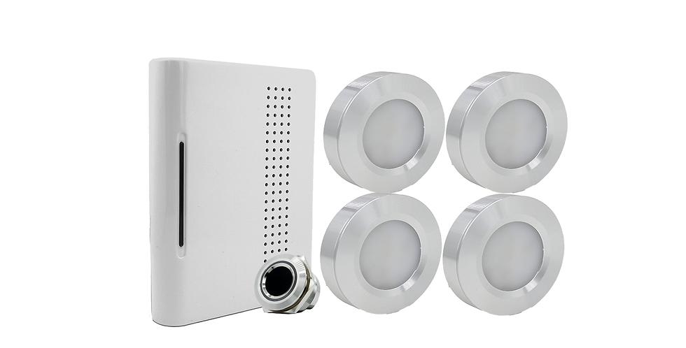 Smart Access 4 Puck Light System