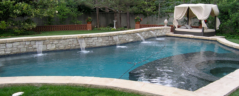 Pool design and construction in the oklahoma city area for Pool design okc