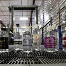 Custom Label Bottles