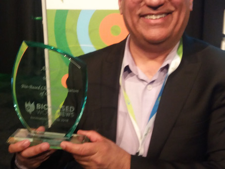 Congratulations to Advonex International for Winning the Bio-Based Chemical Innovation of the Year A