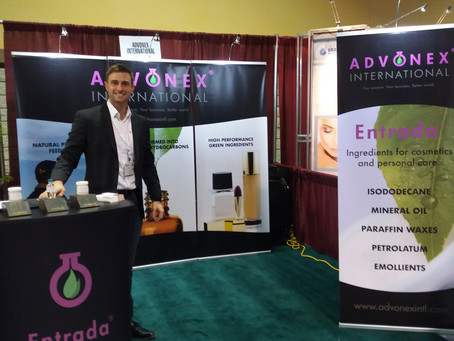 Advonex International Exhibiting at New York Society of Cosmetic Chemists Suppliers' Day
