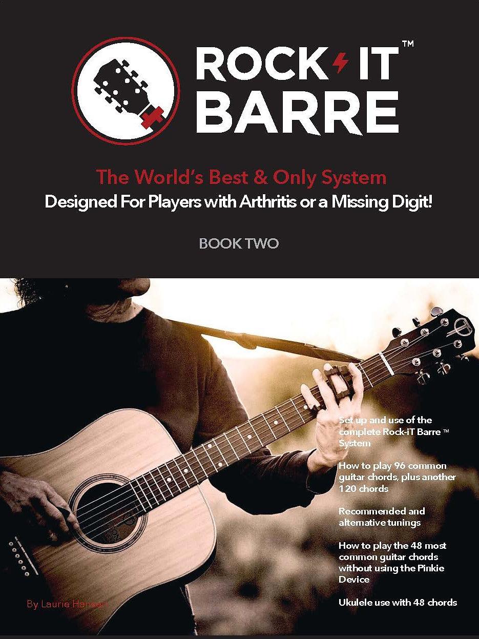 Book Two Advanced Rock It Barre Method