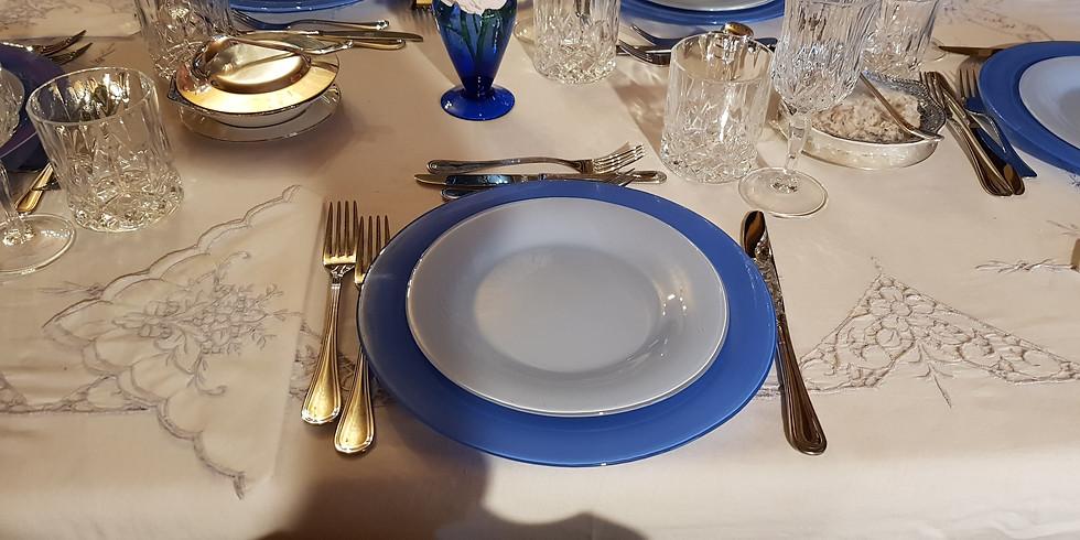 Per un pranzo o una cena diversi