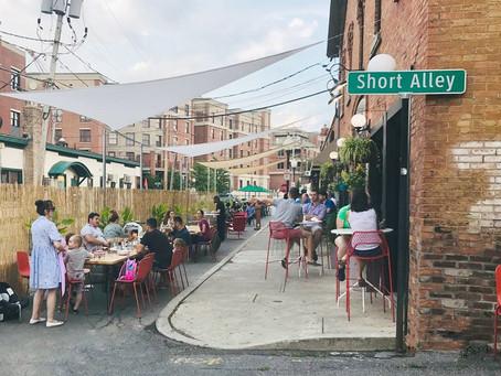 Saratoga TODAY covers Henry Street Parklets