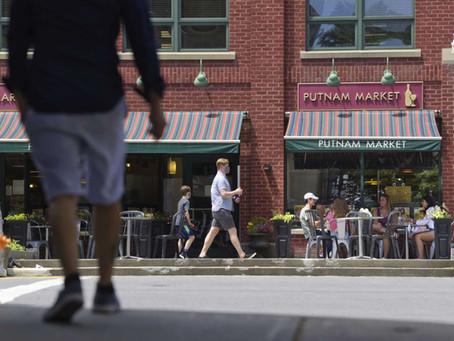 Times Union: Change Broadway to Expand Outdoor Dining