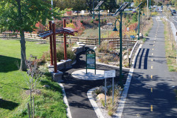 Parks to Ports Greenway- Long Island, NY