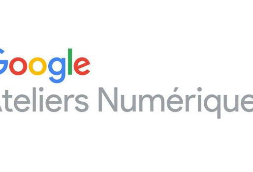 Partenariat Google Ateliers numériques Lookmonbiz
