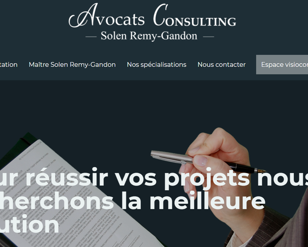 Avocats consultins