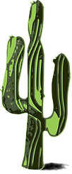cactus ombre vector noir 6.png