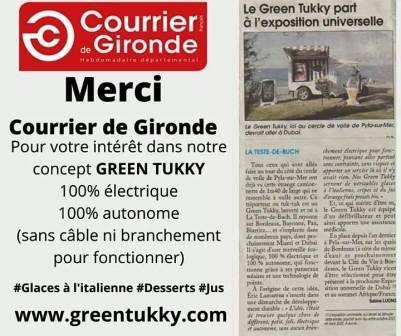 Courrier de Gironde