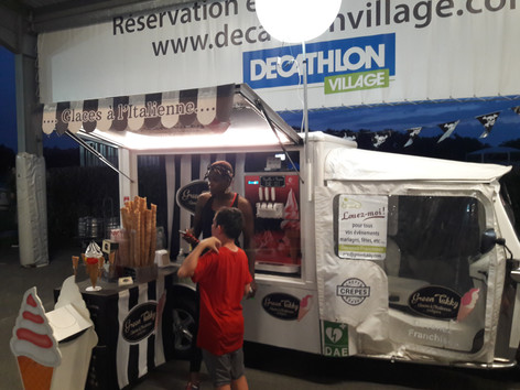 Green Tukky Decathlon Merignac