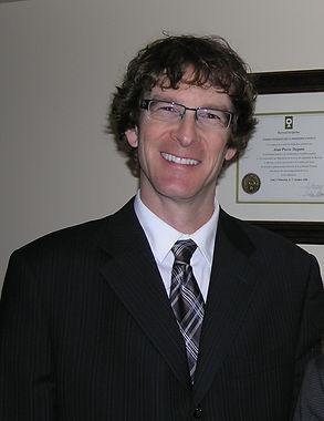 Jean-Pierre Deguire, avocat et médiateur