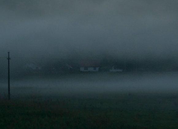 Neblina e memória- paisagens da Transilvânia II