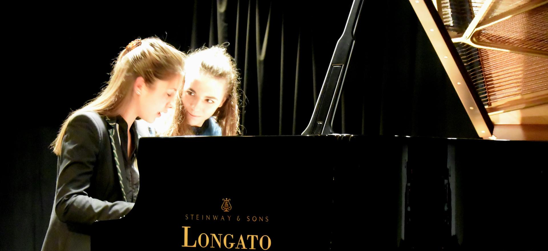 Vera Cecino & Giulia Toniolo